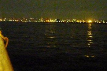 39東京タワー、レインボーブリッジ、竹芝桟橋が.JPG